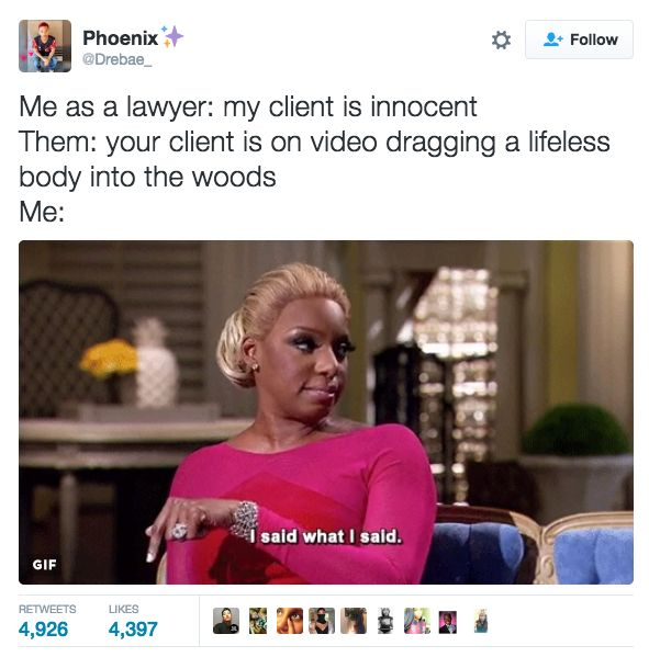 19 Jokes That Are Literally You As A Lawyer