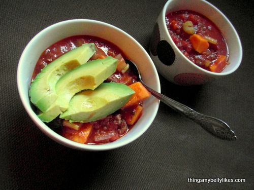 Paleo Cheeseburger Soup I