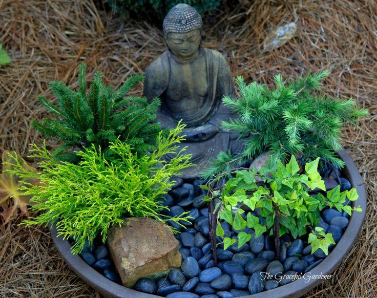 The 48 Best Images About Miniature Zen Garden On Pinterest Gardens Impressive Buddhist Garden Design Image