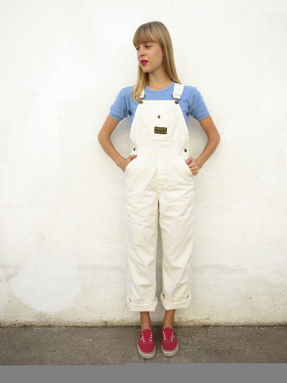 Overalls Painters Overall 70s Vintage Sanforized sz. by fairseason