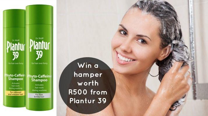 WIN WITH PLANTUR 39 - CAFFEINE SHAMPOO TO HELP STEM HAIR LOSS IN WOMEN (closed)