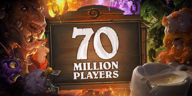 Hearthstone Hits 70 Million Players; Get Three Journey to Un'Goro Card Packs Free to Celebrate