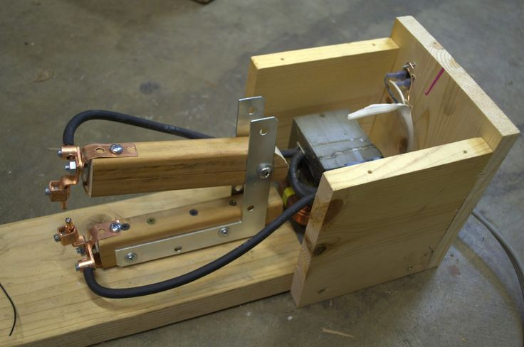 diy spot welder microwave - Google Search