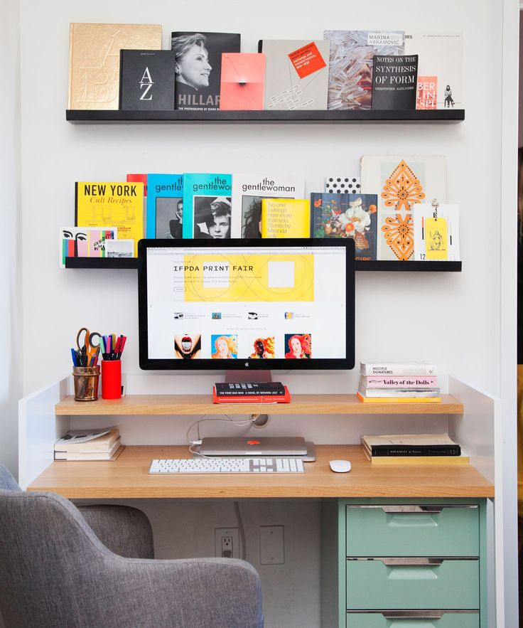 How This 20-Something Couple Moved In Together Without Killing Each Other #refinery29  http://www.refinery29.com/cohabitation-small-apartment-living