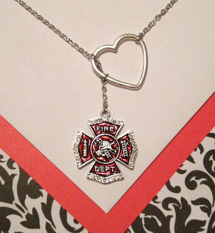 Fire Department Maltese Cross Necklace: 17 Best Images About Fire Fighting On Pinterest