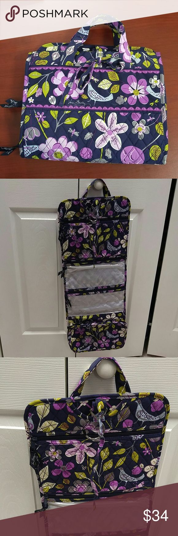 Vera bradley Travel Accessory bag Excellent and new condition Vera Bradley Bags Travel Bags