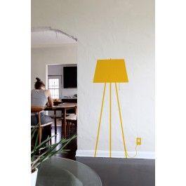 Blik Wall Decal - Tripod Light #blikwalldecals