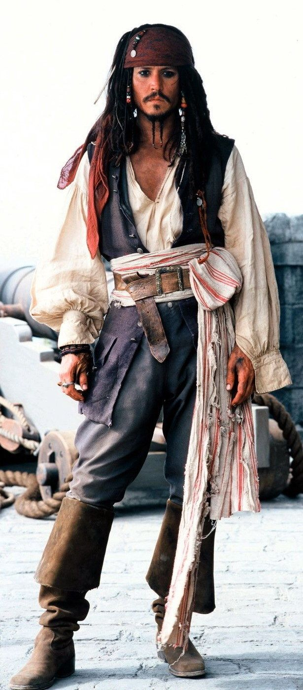 I got Jack Sparrow! We Know Who You Should Be For Halloween Based On Your Zodiac Sign