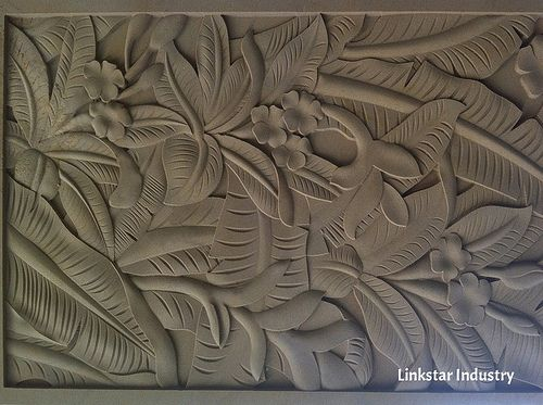 3d Textured Stone Wall Panel Is A Stylish Choice For The