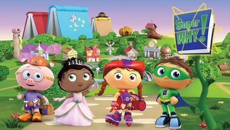 Super Why Birthday Party Activities - http://www.pbs.org/parents/birthday-parties/super-why-birthday-party/activities/