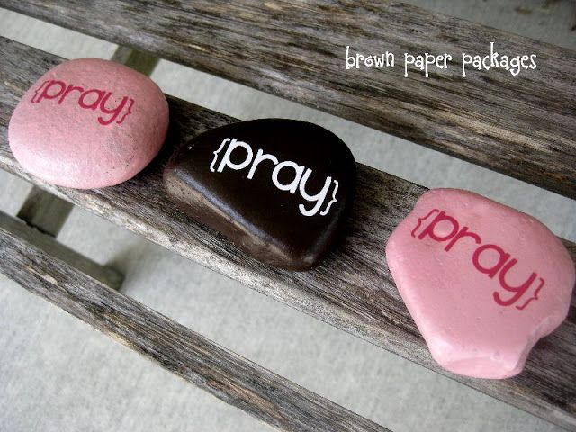 Prayer rocks have been around forever, but I had completely forgotten about them until last week, when I was reminded by my friend about how fun they could be. It was perfect for our upcoming family night lesson on prayer, so I whipped up a few for my kids. It's placed on their pillow during …