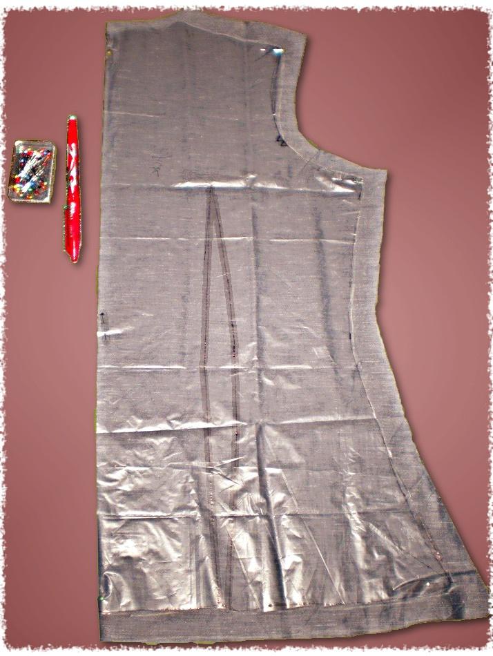 Primo Sewing Tutorial....nuova serie su BacktoSelfcouture...ma non l'ultima!  Sewing Tutorials: Inchiostro simpatico per cartamodelli - Back to SelfCouture