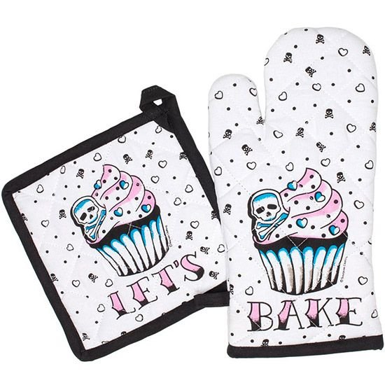 Let's+Bake+Kitchen+Set+by+Sourpuss+Clothing