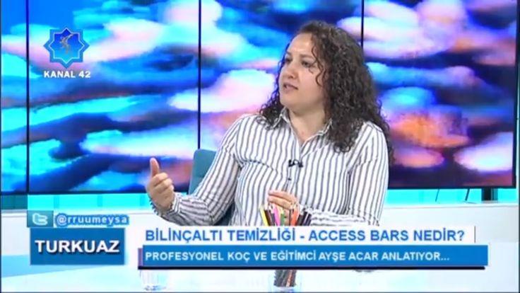 Turkuaz - Rumeysa Zügül || Bilinçaltı Temizliği - Access Bars Nedir? | A...