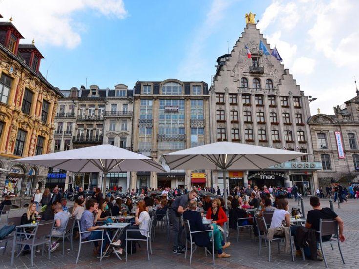 La Grand'Place de Lille - Jordan Tan / Shutterstock.com