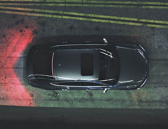 The Audi RS7 hits 60 mph in 3.5 seconds and has room for four. Need we say more?