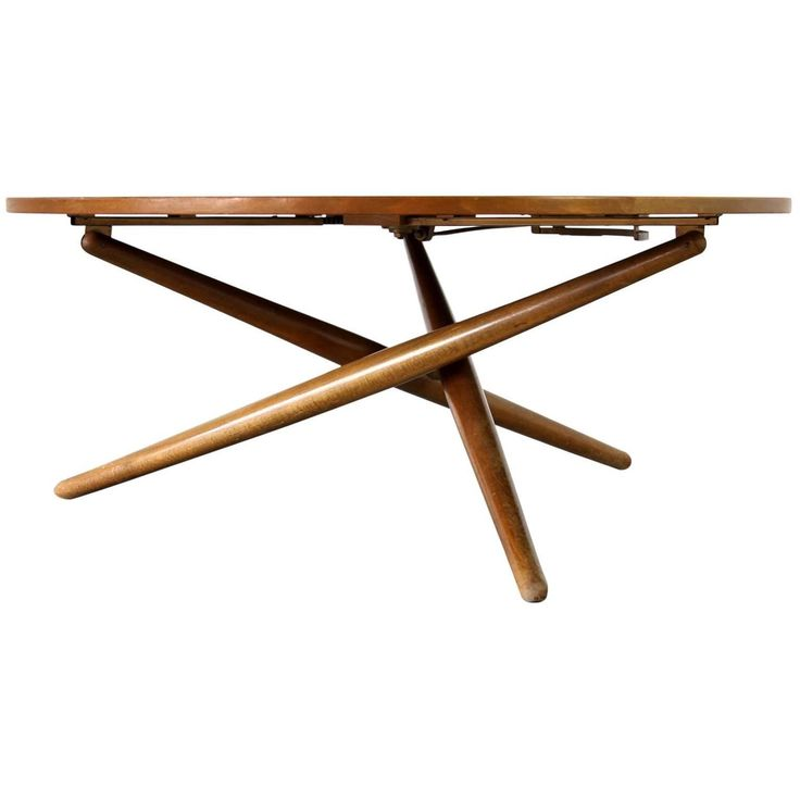 Height-Adjustable Coffee Table by Jurg Bally for Wohnhilfe, 1951 - 25+ Best Ideas About Adjustable Coffee Table On Pinterest