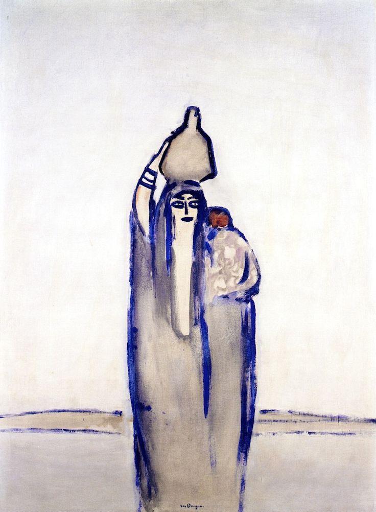 Water Carrier, Egypt Kees Van Dongen - 1913