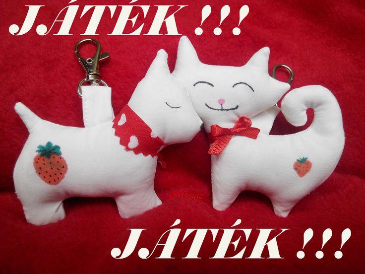 Megnyerhető cuki Mirtuszcica és Mukikutya kulcstartók!!  Játékleírás: http://bit.ly/1X3T0B6