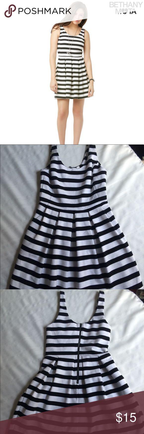 I just added this listing on Poshmark: Striped Ponte Dress from Bethany Mota Collection. #shopmycloset #poshmark #fashion #shopping #style #forsale #Aeropostale #Dresses & Skirts