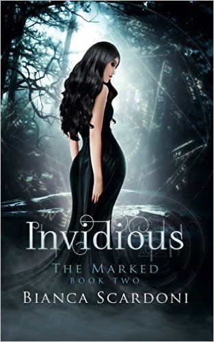 Bianca Scardoni has done it again- taken me on a riveting roller coaster of a ride that left me panting for more. Invidious is the second book in the marked series and picked up right where Incepti…