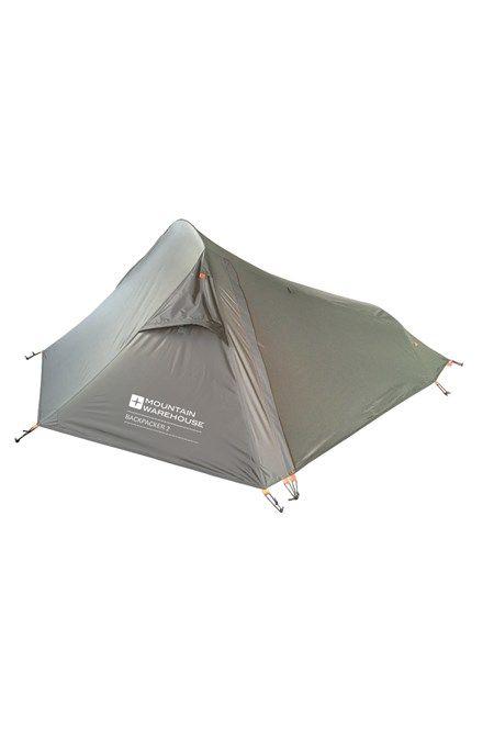 Backpacker Leichtes 2 Mann-Zelt 1.8K cheap