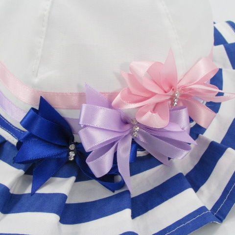Bows in three colors! Kokardki w trzech kolorach!