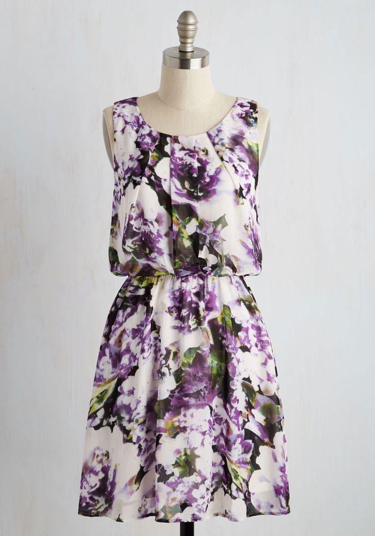 Beckoning Botanist Dress, @ModCloth