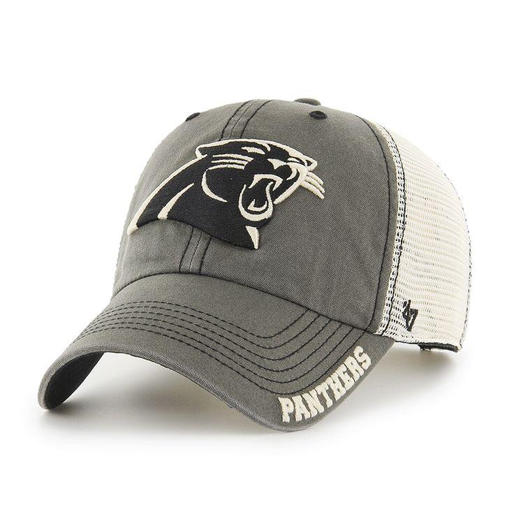 Carolina Panthers Official Shop - Carolina Panthers Frontier '47 CLEAN UP Hat, $24.00 (https://shop.panthers.com/carolina-panthers-frontier-47-clean-up-hat/)