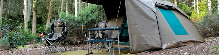 camping near Canberra