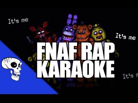 """""""Five Long Nights"""" Karaoke Sing-a-long by JT Machinima"""