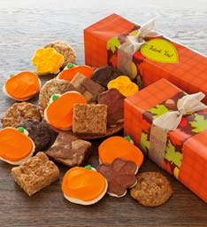 Autumn Gift Boxes from Cheryl's - Earn 4x rewards through shop.fuelrewards.com