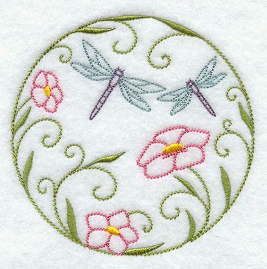 Machine Embroidery Designs at Embroidery Library! - Color Change - G4271