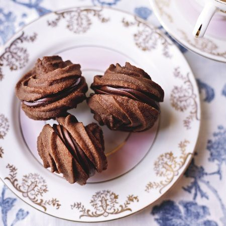 GBBO Recipe: Series Two winner Jo Wheatley's Chocolate Mousse Melting Moments - Food & Drink Recipes - handbag.com
