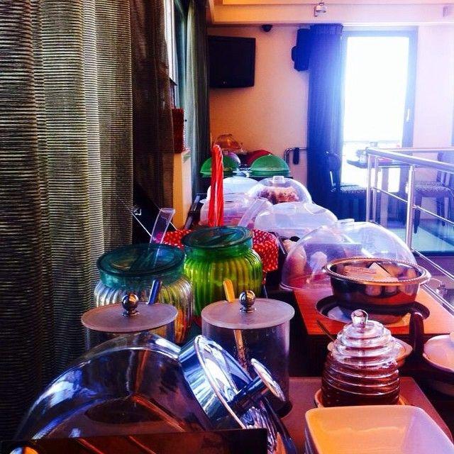 #breakfast_time #buffet #homemade #amfitriti_hotels