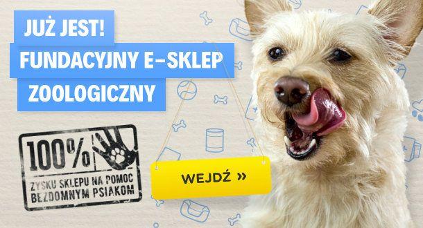 Nakarm Psiaki z polskich schronisk, pomagaj jeszcze bardziej smsami i rób zakupy z pomagaj przy okazji. Zobacz, co możemy razem zdziałać! :)