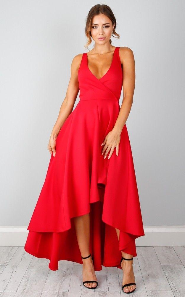 Low waist cocktail dress