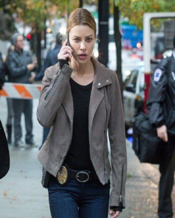 Lauren German Gray Jacket