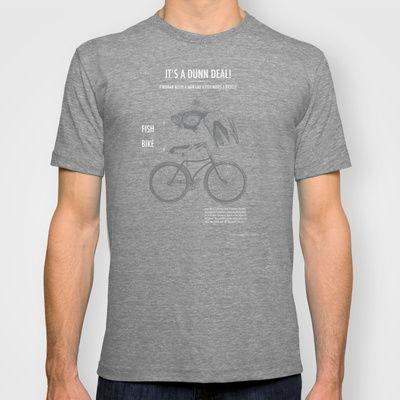 It's a Dunn Deal! T-shirt by Nameless Shame - $22.00