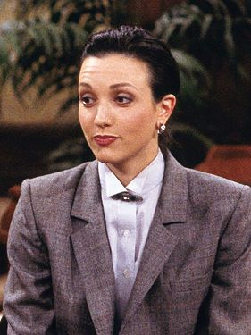 Dr. Lilith Sternin -- Bebe Neuwirth - from tv's Cheers and Frasier