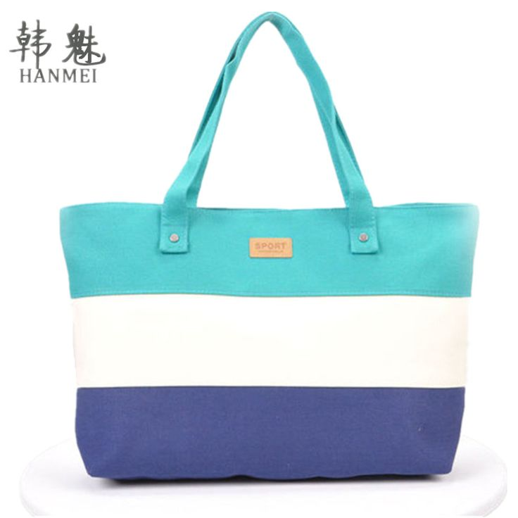 Time-limited 2017 New Messenger Bag Beach Handbag Bags Brand Totes Women Ladies Stripes Canvas Shoulder Bag Top Quality N508