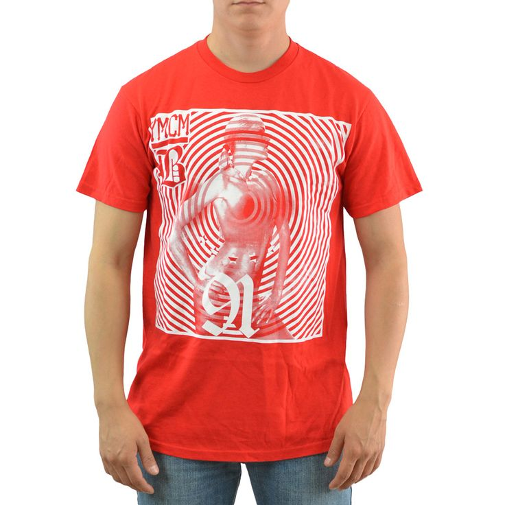YMCMB Hypnotize 91 Red T-shirt