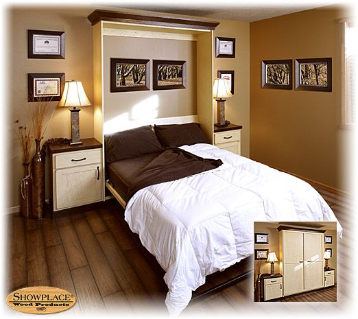 16 best images about guest room ideas on pinterest - Small guest bedroom office ideas ...