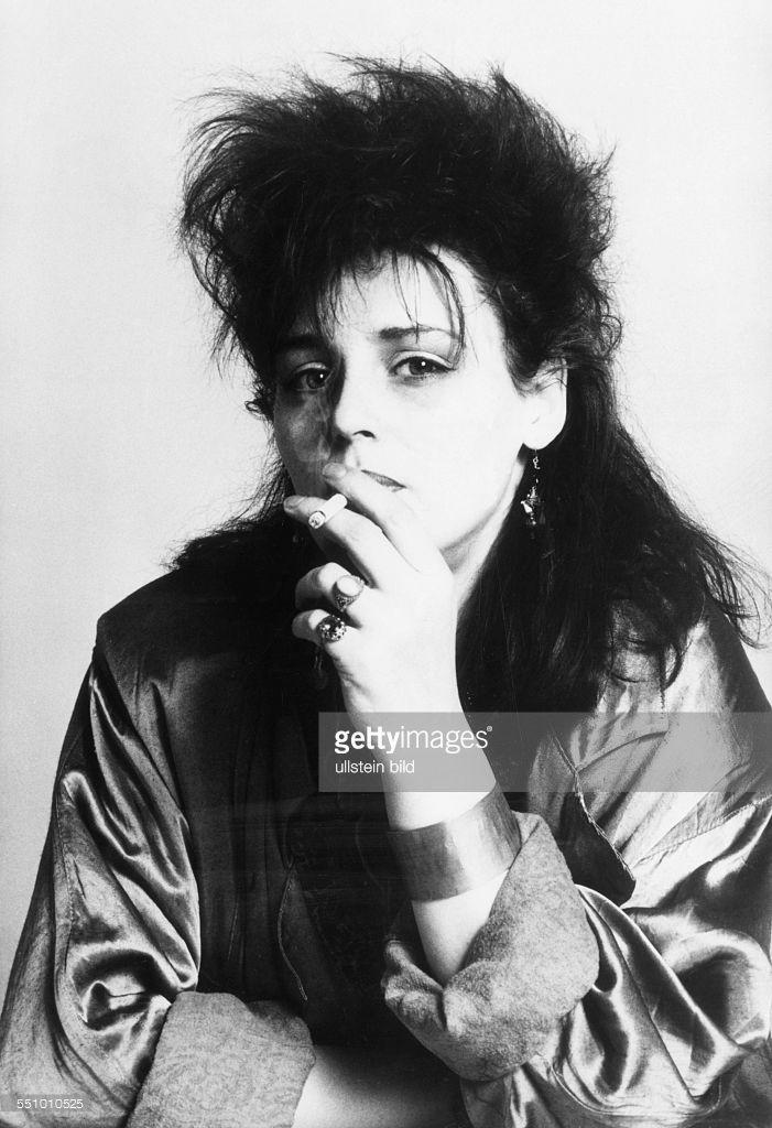 Christiane en 1986 (Ullstein Bild)