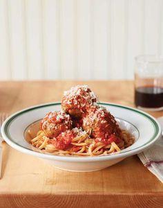 Classic Beef Meatballs Recipe -