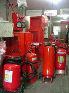 tecsind Ecuador: Servicio de Recarga y Mantenimiento de Extintores ...