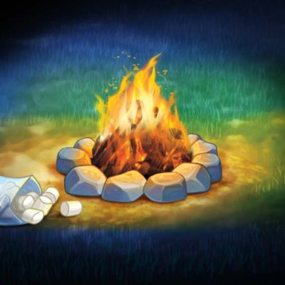 Campfire - Bible content for Camp Out Weekend VBS by Group