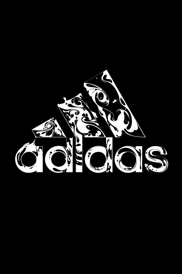 online store acdaf ee758 Mikaela What strikes me is how the Adidas logo can be changed in so many  ways but can still stay recognizable. What I d like to borrow i…