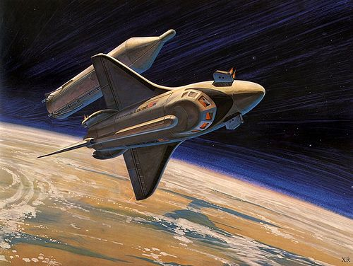 Future Space Shuttle Concepts - Pics about space