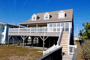 6 bedroom/4 bath oceanfront home located in Cherry Grove section of North Myrtle Beach. The perfect home for your beach vacation!